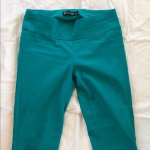N.Y. and Co. 7th Ave. Stretch ankle length pants.